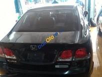 Trung ô tô 108 cần bán xe Honda Civic 1.8 MT đời 2010, màu đen số sàn