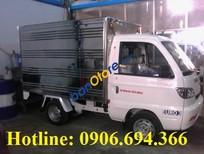 Bán xe tải Vinaxuki 870kg 990T thùng bạt thùng kín trả góp trả trước năm mươi triệu đồng