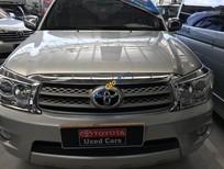 Bán xe Toyota Fortuner V(4x4) sản xuất 2009, màu bạc, giá chỉ 690 triệu