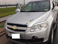 Bán Chevrolet Captiva LTZ đời 2007, màu bạc số tự động, giá tốt
