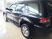 Cần bán lại xe Ford Escape 2.3XLS đời 2009, màu đen như mới, 535 triệu