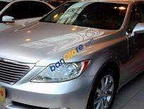 Bán xe Lexus LS 460 L 2008, màu bạc số tự động