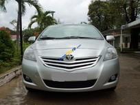 Bán Toyota Vios E đời 2008, màu bạc như mới, 385 triệu
