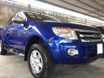 Bán xe Ford Ranger số sàn đời 2015, màu xanh, nhập khẩu nguyên chiếc