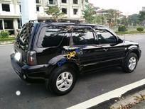 Cần bán lại xe Ford Escape XLS 2.3AT đời 2007, màu đen, nhập khẩu nguyên chiếc