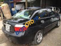 Cần bán Toyota Vios đời 2005, màu đen