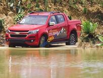 Chevrolet Colorado LTZ đời 2017, màu đỏ, nhập khẩu nguyên chiếc, giá hấp dẫn