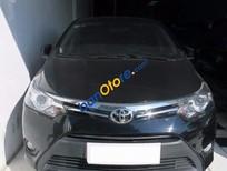 Bán xe Toyota Vios 1.5 E 2014, màu đen chính chủ