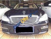 Bán xe Mercedes đời 2010, màu đen, nhập khẩu
