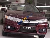 Bán ô tô Honda City 1.5 đời 2016, màu đỏ