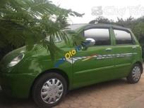 Xe Daewoo Matiz năm 2006 màu xanh lục, 105 triệu