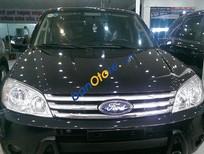 Cần bán xe Ford Escape 2.3 AT 4WD đời 2009, màu đen, giá tốt