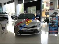 Cần bán xe Toyota Camry 2.5Q đời 2016,màu cát cháy, chương trình ưu đãi cực hấp dẫn tại Toyota Pháp Vân. Giao xe ngay