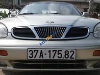 Bán ô tô Daewoo Leganza sản xuất 1999, màu bạc, nhập khẩu chính hãng, giá 125tr