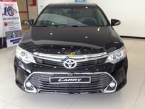 Bán ô tô Toyota Camry 2.5G đời 2016, màu đen, giao xe ngay, hỗ trợ vay trả góp lãi suất cực thấp, Toyota Pháp