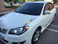 Cần bán xe Hyundai Avante 16AT đời 2013, màu trắng, giá 505tr