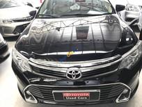 Bán Toyota Camry 2.5G đời 2015, màu đen, sang trọng và đẳng cấp