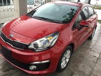 Cần bán Kia Rio đời 2016, màu đỏ, nhập khẩu