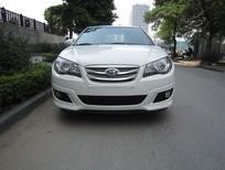 Cần bán lại xe Hyundai Avante AT 2012, màu trắng
