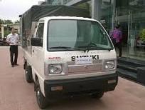 Đại lý Việt Anh: Bán xe tải Suzuki 5 tạ, thùng mui phủ bạt giá tốt