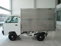 Suzuki Việt Anh: Bán xe tải 5 tạ thùng kín nhà máy 2 lớp inox giao ngay