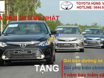 Cơ hội mua xe Toyota Camry 2.0E ưu đãi tốt nhất trong năm tại Toyota Hùng Vương
