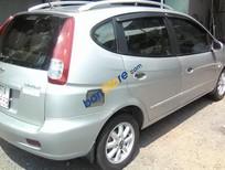 Cần bán xe Chevrolet Vivant sản xuất 2008, màu bạc xe gia đình, giá 279tr