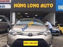Cần bán xe Toyota Vios E sản xuất 2016