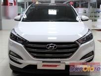 Xe Hyundai Tucson 2.0AT đời 2015, màu trắng, nhập khẩu Hàn Quốc, số tự động
