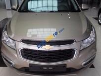 Bán xe Chevrolet Cruze 1.8 LTZ đời 2016, màu vàng