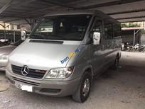 Cần bán Mercedes Sprinter 313 2010, màu bạc chính chủ
