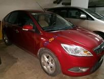 Bán Ford Focus 2010, màu đỏ, nhập khẩu