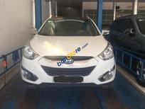 Chợ Ô tô Hòa Bình cần bán xe Hyundai Tucson 4WD năm 2010, màu trắng, nhập khẩu