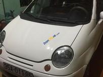 Cần bán xe Daewoo Matiz SE đời 2003, màu trắng chính chủ