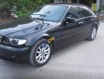 Cần bán xe BMW 3 Series 318i đời 2005, màu đen số tự động