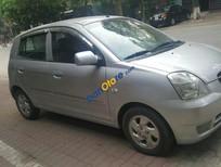 Cần bán lại xe Kia Morning SLX đời 2007, màu bạc, nhập khẩu số sàn giá cạnh tranh
