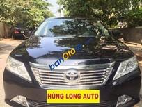 Cần bán xe Toyota Camry E đời 2014, màu đen