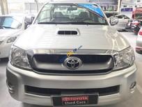 Bán Toyota Hilux 3.0G đời 2010, màu bạc, nhập khẩu chính hãng, giá chỉ 500 triệu