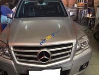 Cần bán lại xe Mercedes GLK 300 đời 2009, màu bạc, xe nhập, 850 triệu