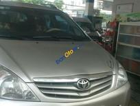 Cần bán Toyota Innova J năm 2009, màu bạc, nhập khẩu