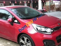 Cần bán Kia Rio AT đời 2012, màu đỏ