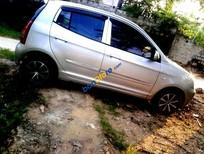 Cần bán xe cũ Kia Morning đời 2007, màu bạc