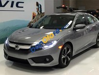 Bán Honda Civic 2016, màu xám (ghi), nhập khẩu, 929 triệu, hỗ trợ trả góp