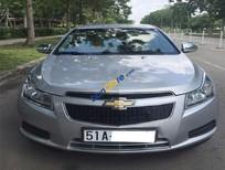 Cần bán lại xe Chevrolet Cruze LS 1.6MT đời 2012, màu bạc
