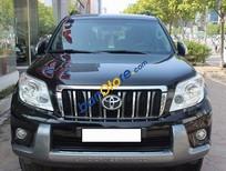 Cần bán xe cũ Toyota Land Cruiser Prado sản xuất 2011, màu đen, xe nhập
