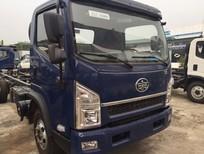 Xe tải FAW 7,25 tấn, thùng 6,27m, thủ tục nhanh gọn, hỗ trợ trả góp