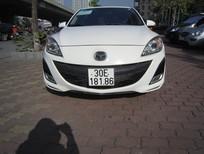 Cần bán Mazda 3 2010, màu trắng, nhập khẩu nguyên chiếc