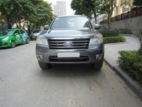 Cần bán lại xe Ford Everest 2010, màu xám, 588 triệu