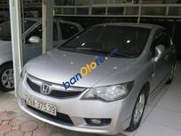 Cần bán xe cũ Honda Civic 1.8 AT đời 2011, màu bạc