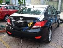 Bán Hyundai Accent 1.4MT đời 2016, màu đen, nhập khẩu chính hãng